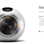Samsung 『Gear 360』