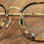 OLIVER PEOPLES(オリバーピープルズ)の眼鏡を購入。