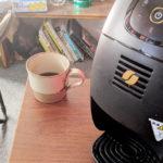 仕事中のコーヒーに最適。バリスタアイを試したらなかなか美味しかった